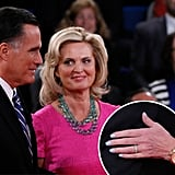 Ann Romney Was Feeling Blue