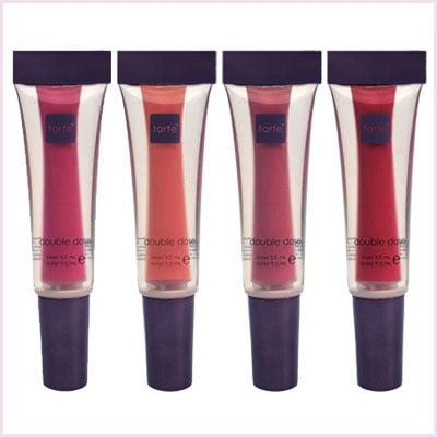New Product Alert: Tarte Double Dose Lip Gloss