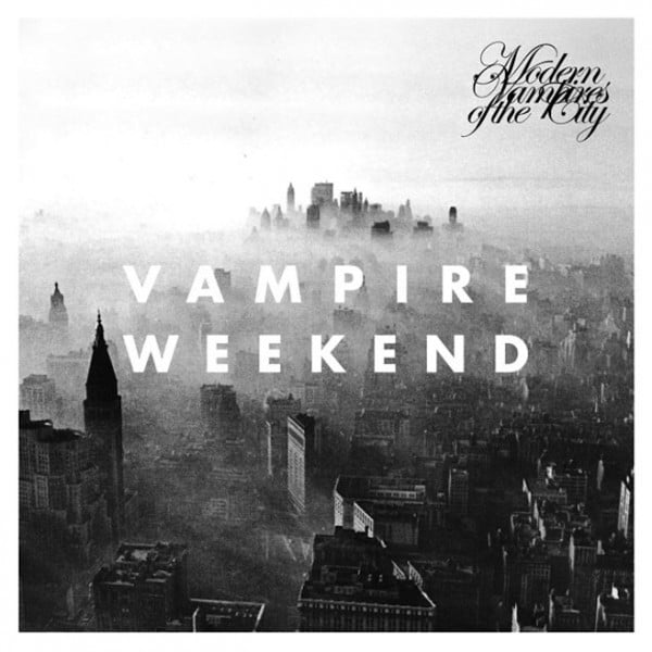 Vampire Weekend's Modern Vampires of the City I still regularly listen to Vampire Weekend's other two albums, but I am so ready for some new tunes from the Brooklyn rockers. It's all happening on May 7 with album number three, the cheekily named Modern Vampires of the City, and I'm already loving the first two singles that came out in March. I plan on catching them at this year's Outside Lands music festival, ready to sing and sway along. — Shannon Vestal, associate editor