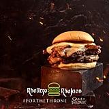 The Dracarys Burger