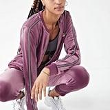 FILA + UO Laina Velour Track Suit