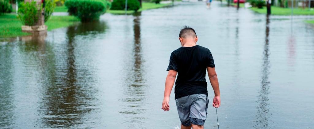 What Hurricane Harvey Was Like With Kids