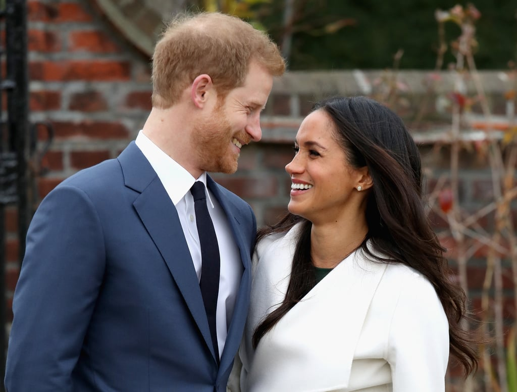 "Meghan on their simple relationship status: ""We're two people who are really happy and in love."" Meghan on staying true to herself despite the high-profile romance: ""We were very quietly dating for about six months before it became news, and I was working during that whole time, and the only thing that changed was people's perception. Nothing about me changed. I'm still the same person that I am, and I've never defined myself by my relationship."" Meghan on dealing with media scrutiny: ""It has its challenges, and it comes in waves — some days it can feel more challenging than others. And right out of the gate it was surprising the way things changed. But I still have this support system all around me, and, of course, my boyfriend's support. I don't read any press. I haven't even read press for Suits. The people who are close to me anchor me in knowing who I am. The rest is noise."""