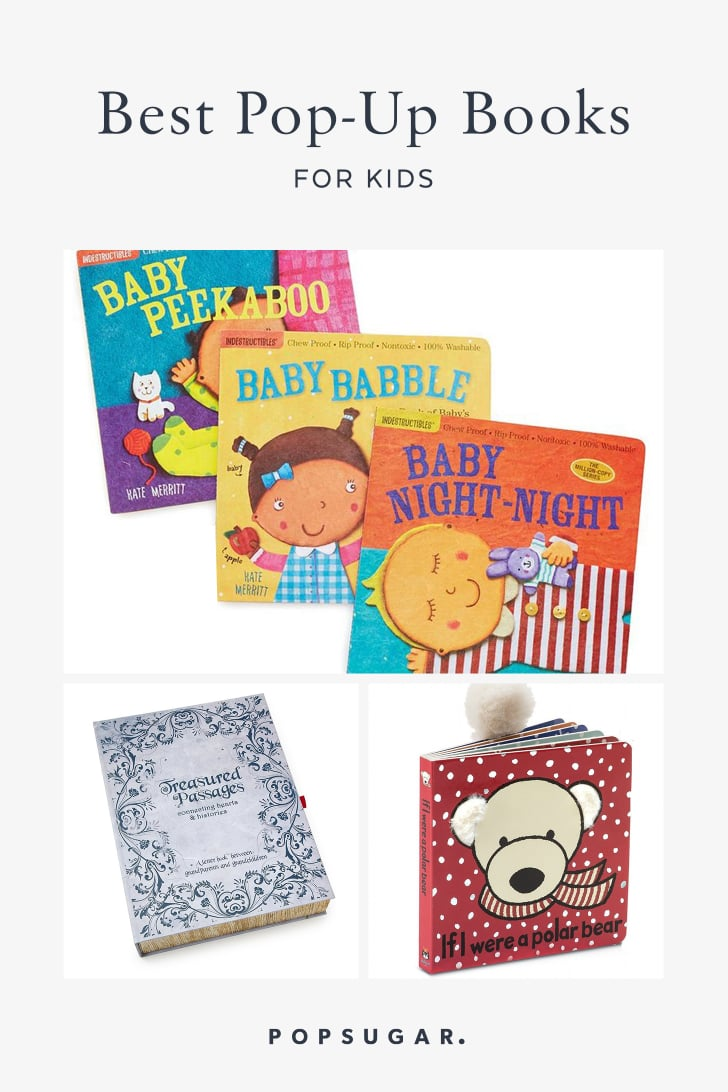 Best Pop-Up Books For Toddlers and Kids