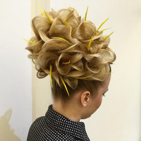 Hairstylist Georgiy Kot