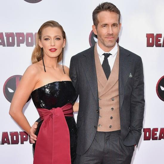 Blake Lively Brandon Maxwell Dress at Deadpool 2 Premiere