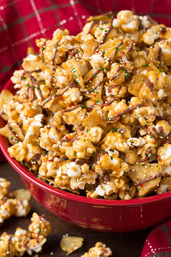 Kettle Chip Caramel Popcorn