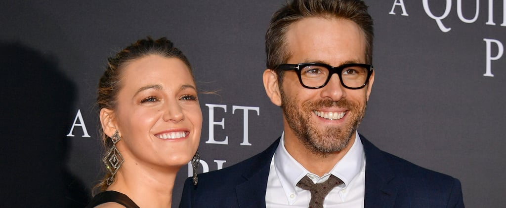 Ryan Reynolds Tweet About His Marriage March 2018
