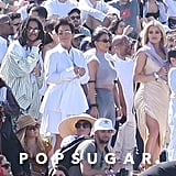 The Kardashian-Jenners at Coachella 2019