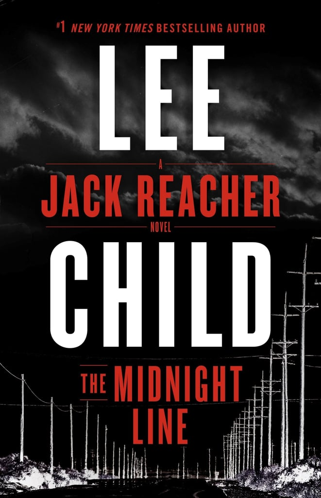 If you're heading somewhere in the Midwest, read The Midnight Line by Lee Child.