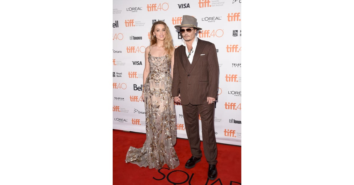 Celebrities at The Toronto Film Festival: Looks Stylish