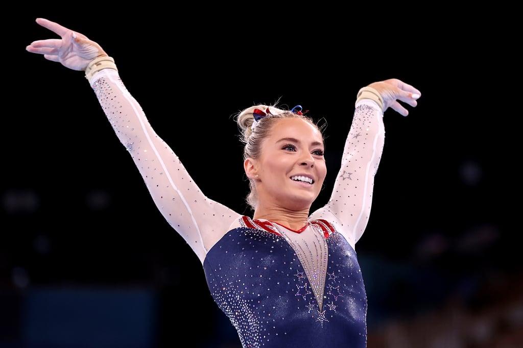 MyKayla Skinner Wins Silver in the Tokyo Olympics Women's Gymnastics Vault Final