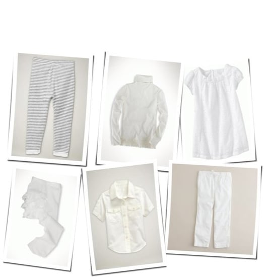 White and Lace For Baby and Toddler Boys and Girls