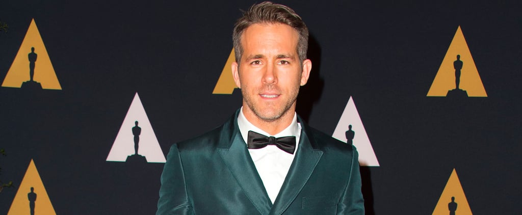 Ryan Reynolds's Delivery Room Tips For Dads