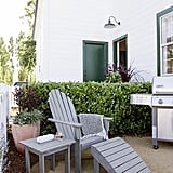Small-Scale Patio Furniture