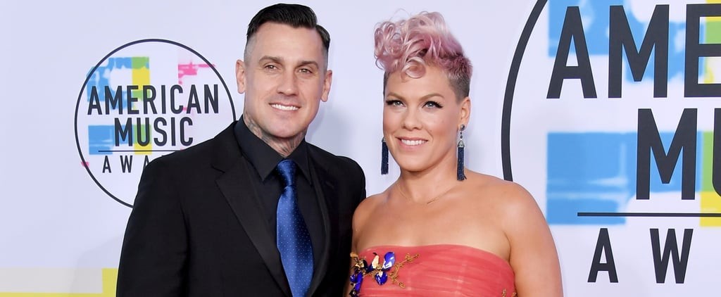 Pink and Carey Hart Show Up to the AMAs Looking — Dare We Say It — F*ckin' Perfect