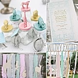 Baby Showers: A Sweet Baby Shower For Wiley Valentine's Founder