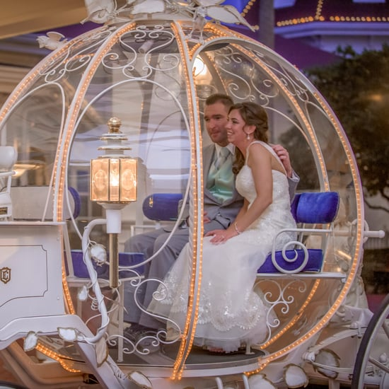 Wedding at Disney's Grand Floridian Resort