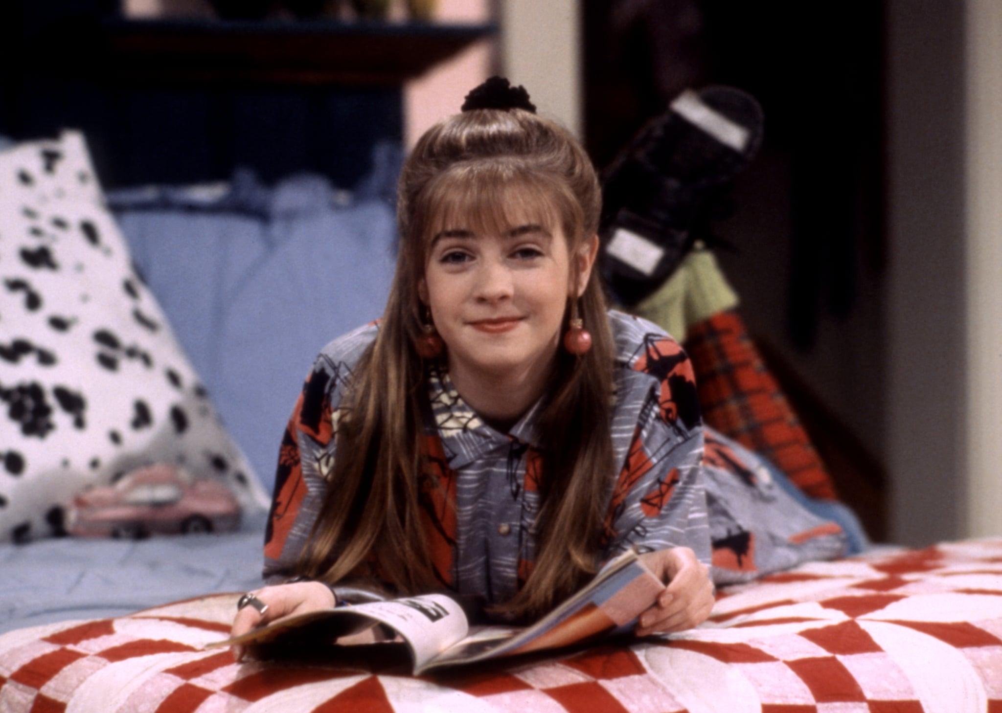 CLARISSA EXPLAINS IT ALL, Melissa Joan Hart, 1991-1994.  Nickelodeon/ Courtesy: Everett Collection