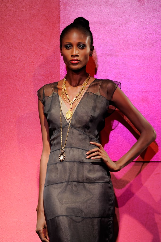 Spring 2011 New York Fashion Week: Sophie Theallet