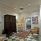 A series of open doorways makes it easy to move from room to room. Source: Everett Fenton Gidley