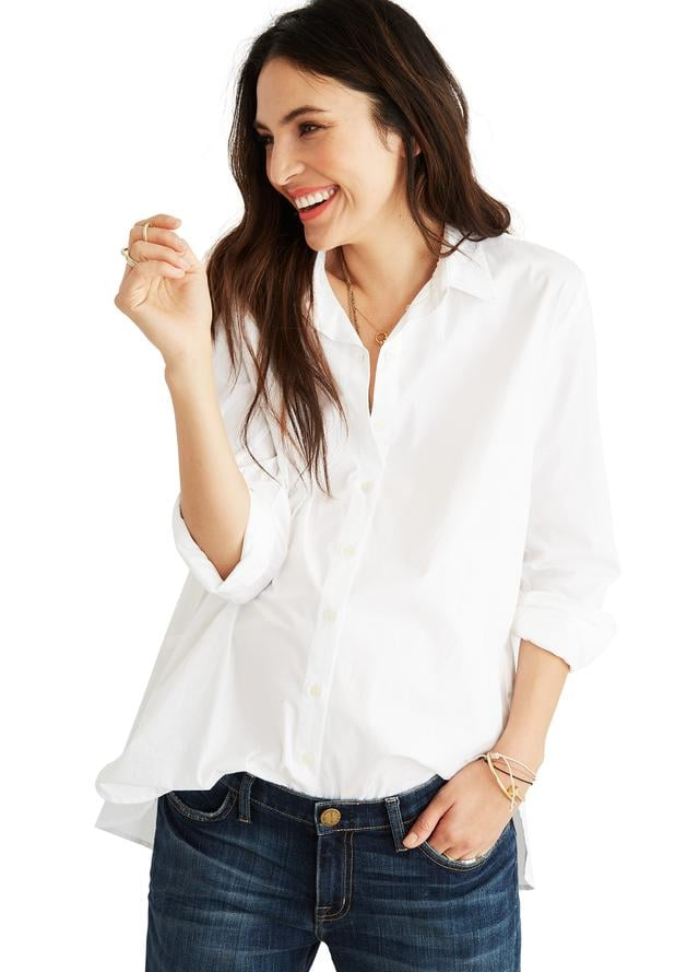 Hatch The Classic White Shirt
