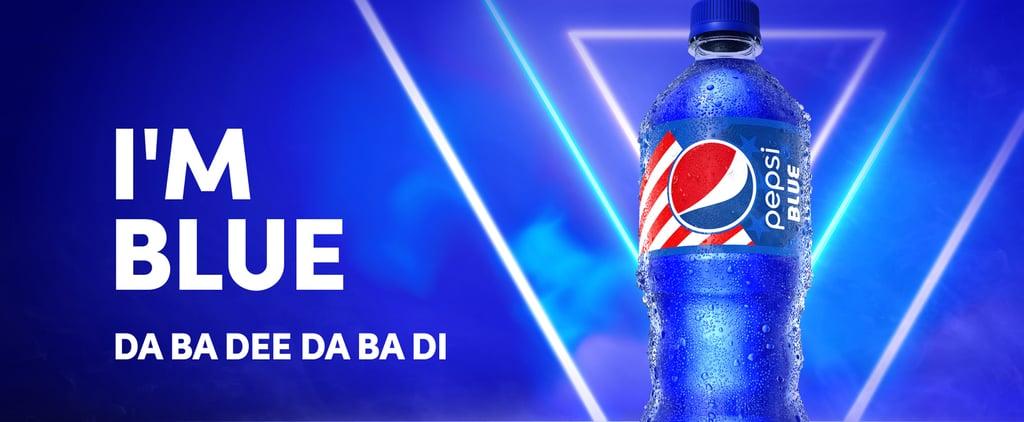 Pepsi Blue Is Making a Comeback!