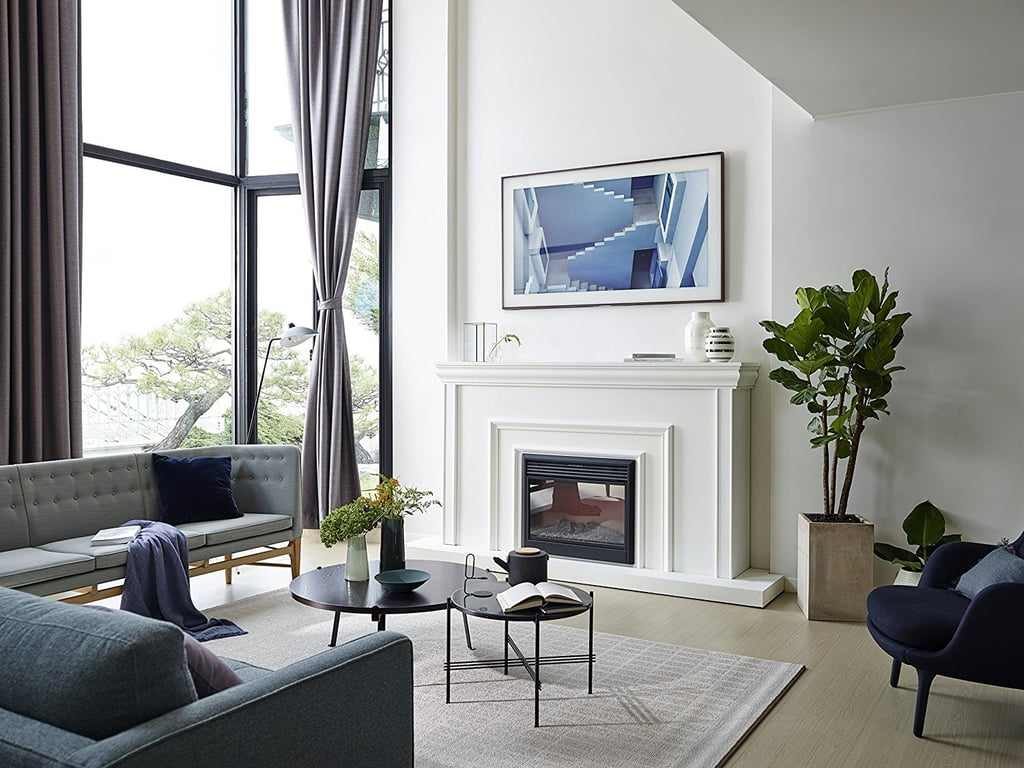 samsung 55 inch 4k frame tv oprah 39 s favorite things list. Black Bedroom Furniture Sets. Home Design Ideas