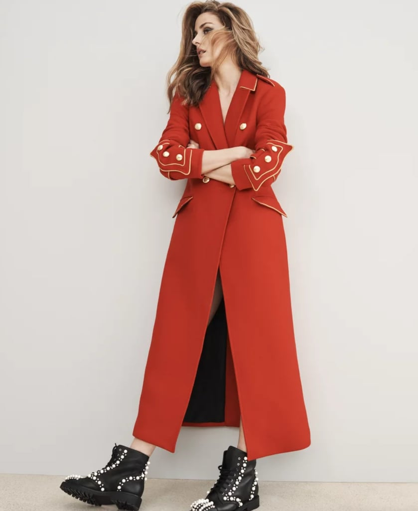 Short Girls Rejoice — The Entire Banana Republic x Olivia Palermo Fall Collection Comes in Petites