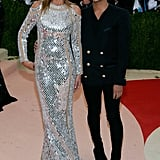 And Olivier Rousteing Himself