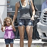 Halle Berry Changes Her Broadway Plans For More LA Time With Nahla