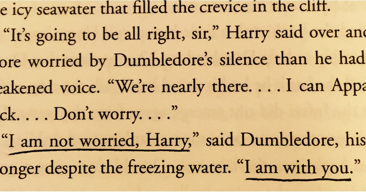 Come Full Circle Quotes: Harry Potter And Dumbledore Quote