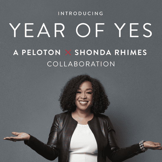 Peloton Announces Shonda Rhimes Collaboration