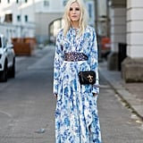 Belted Willow Print