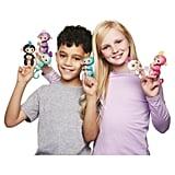 Age 6: Fingerlings Interactive Baby Monkeys