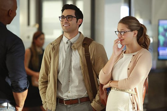 'Supergirl' Sneak Peek: Get Your First Look at Superman in Action