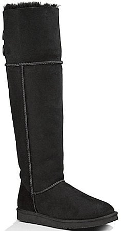 1b8cb66b732 UGG Bailey Button Over-the-Knee Boots ($395) | Kardashian-Approved ...