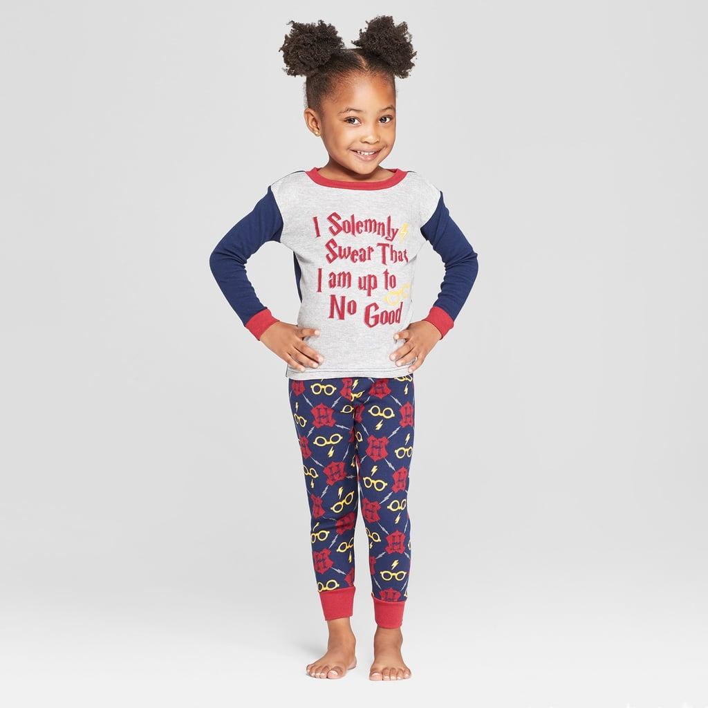 53b7784698 Toddler Harry Potter Pajama Set
