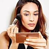 Only use two shades for J Lo-inspired contouring.