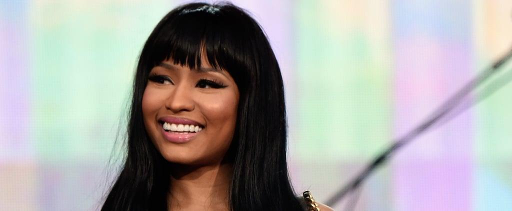 Nicki Minaj Reacts to Adele's Carpool Karaoke Video