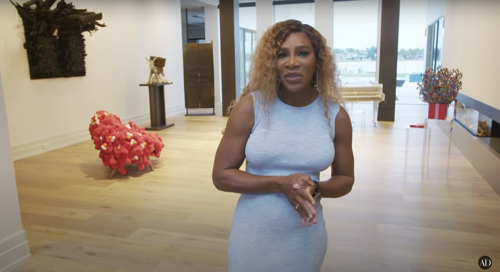 Welcome to Serena's gorgeous Miami home!
