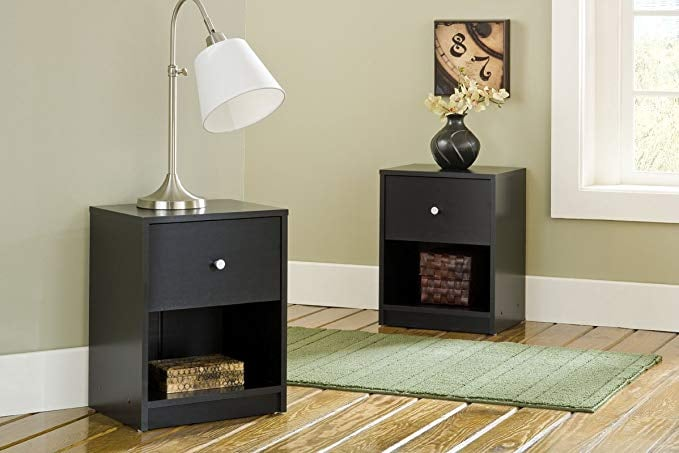 Portland One Drawer Nightstand