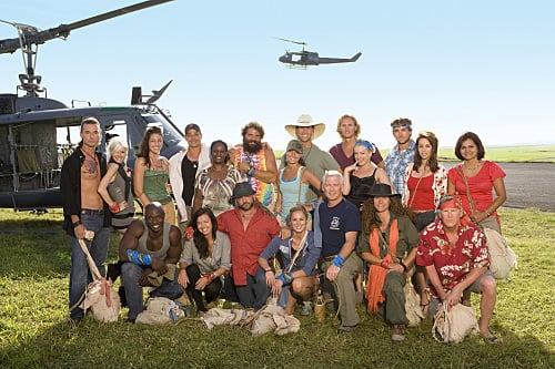 Photos of Full Cast of Survivor: Heroes Vs. Villains