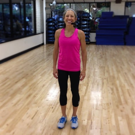 Meet Kristin: Sponsored Guest Blogger and Reebok Fan!