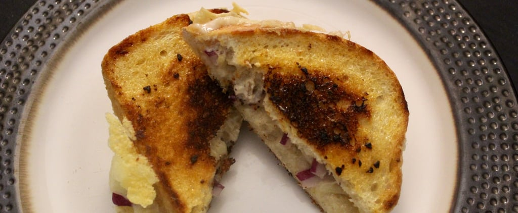 Trader Joe's Grilled Cheese Recipe + Photos
