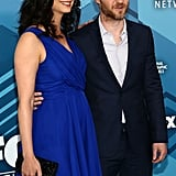 Ben McKenzie and Morena Baccarin at Fox Upfronts 2016