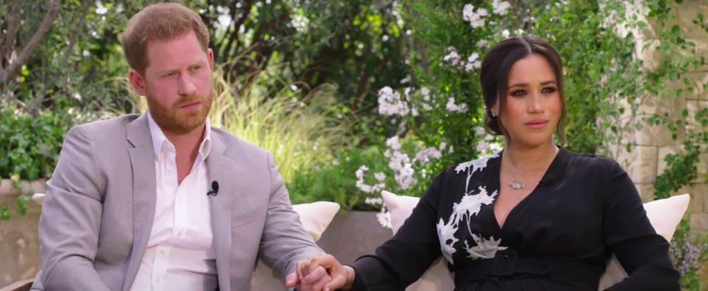 Watch Meghan Markle and Prince Harry Oprah Interview Teaser