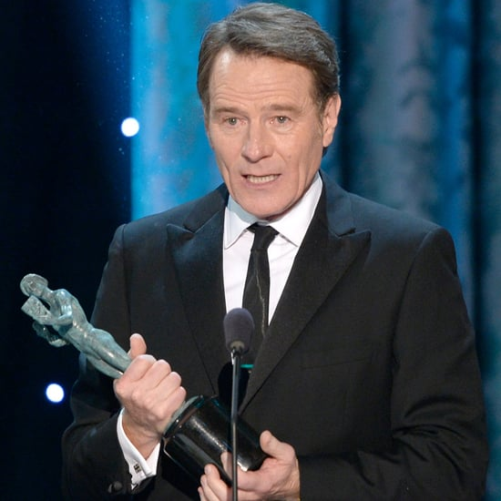 Bryan Cranston's SAG Award Speech Video
