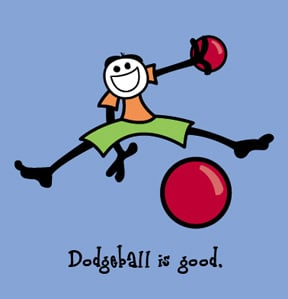 Dodgeball? A Workout?