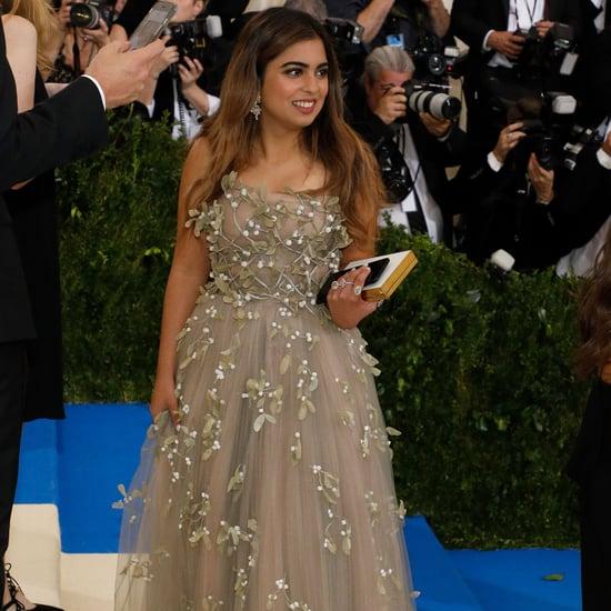 فستانين زفاف إيشا أمباني